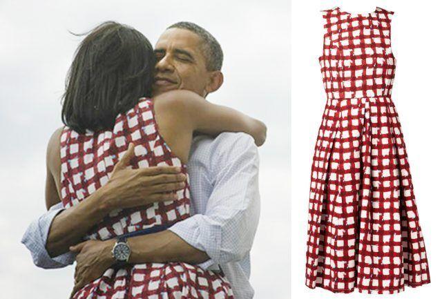 Abito Asos di Michelle Obama