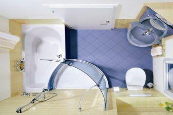 11 trucchi brillanti per arredare i bagni piccoli