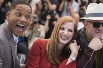 Cannes 2017: Will Smith e Jessica Chastain aprono la 70esima edizione del festival