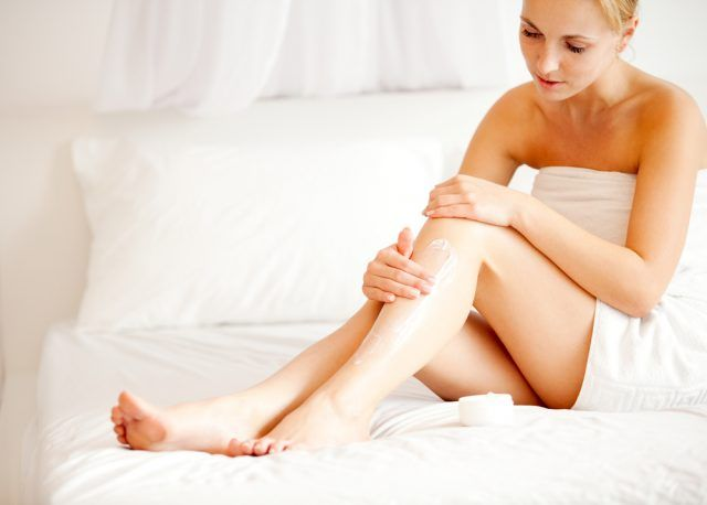 Scegliete la crema giusta per il tipo di pelle e per la parte del corpo da trattare