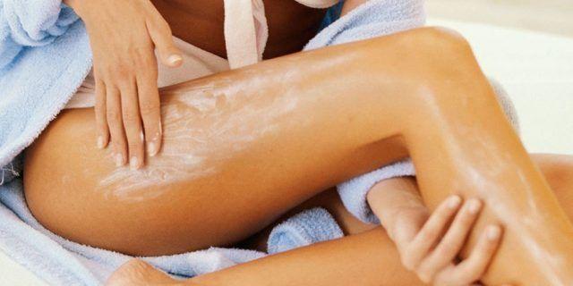 Massaggiate con movimenti lenti e circolari