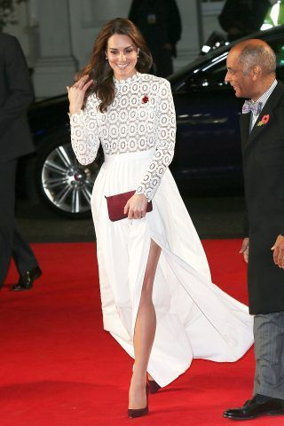 Kate Middleton in Self Portrait