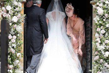 Il regalo di Kate Middleton alla sorella Pippa nel giorno del matrimonio
