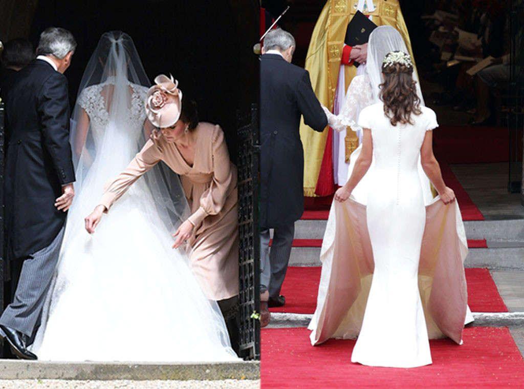 Estremamente Il regalo di Kate Middleton alla sorella Pippa nel giorno del  OQ78