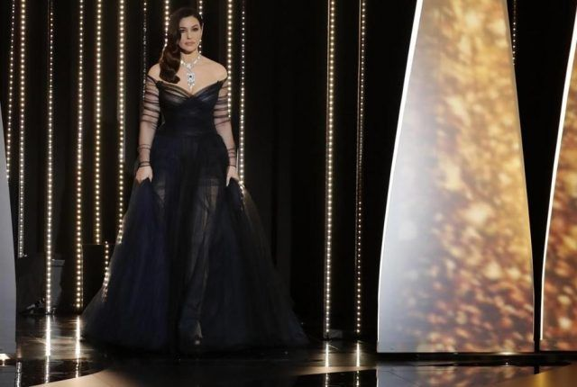 Monica Bellucci al Festival di Cannes 2017