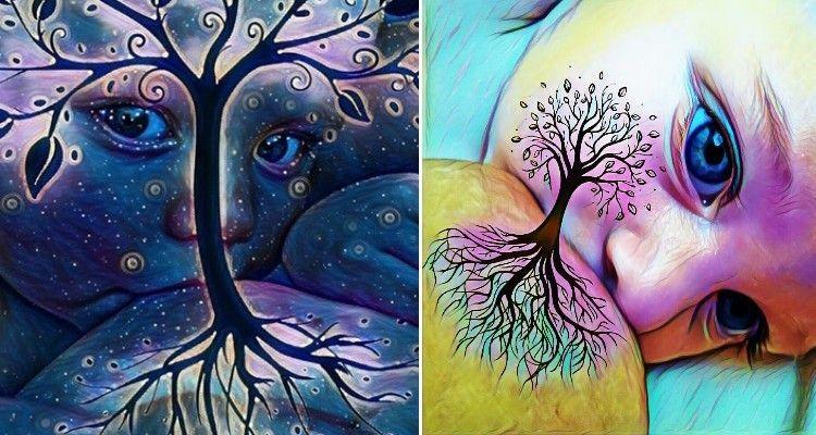 L'albero della vita: una app che celebra l'allattamento al seno