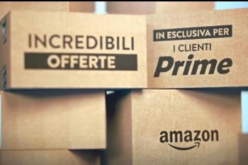 Torna l'Amazon Prime Day