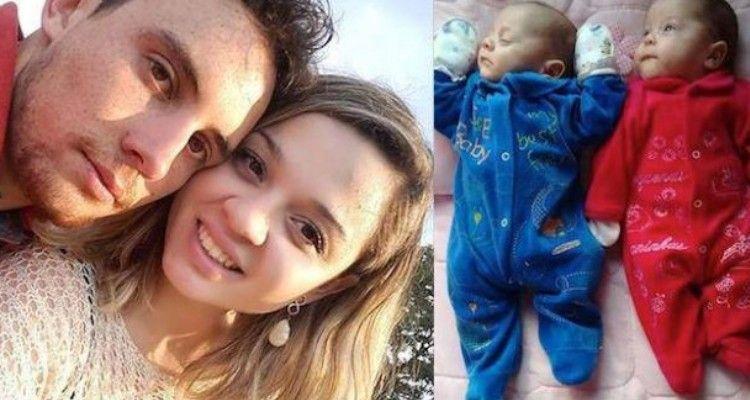 In morte cerebrale da 123 giorni, mamma coraggio partorisce due gemelli