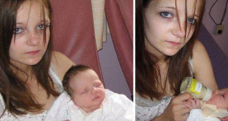 A 11 anni è rimasta incinta, quando hanno scoperto chi era il padre, nessuno ha detto più una parola