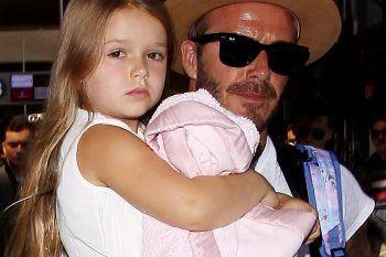 Harper Beckham festeggia i 6 anni a Buckingham Palace