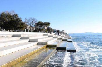 In Croazia lo spettacolo dell'Organo Marino