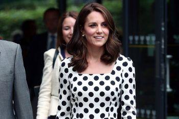 Il nuovo taglio di capelli di Kate Middleton