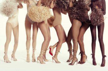 New Nude, la nuova collezione di sandali di Christian Louboutin