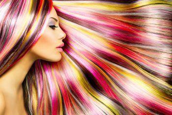 Tinte per capelli: non fatele più di 6 volte l'anno