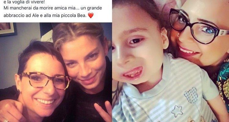 E' morta Stefania Fiorentino, la mamma di Bea, la bambina che vive in un'armatura