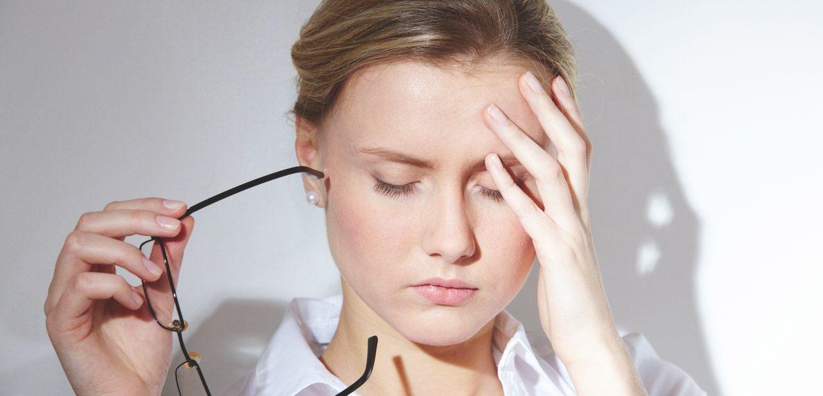 effetti dello stress sul corpo