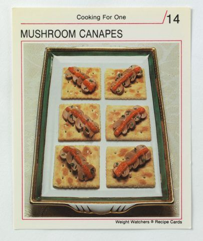 Cracker coi funghi <em>70 Dinner Party</em>, Anna Pallai (Penguin Random House)