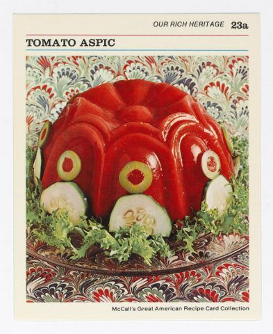 Aspic di pomodoro <em>70 Dinner Party</em>, Anna Pallai (Penguin Random House)