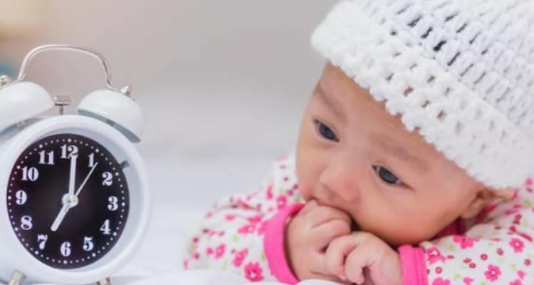 Gli esperti affermano che l'orario di nascita del bambino, determinerà chi sarà
