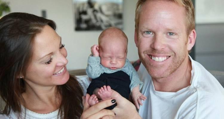 Primo caso: nasce senza utero ma a 36 anni riesce a partorire un bambino