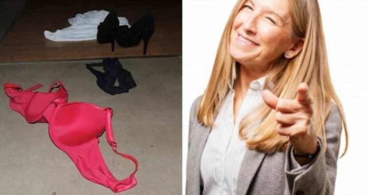Scopre che suo marito la tradisce e si vendica in un modo indimenticabile