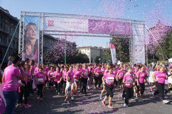 Avon Running, la corsa delle donne contro il tumore al seno