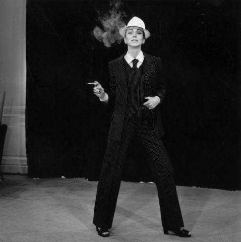 "Giorgio Armani ""The Power Suit"""
