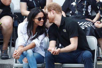 Harry d'Inghilterra e Meghan Markle, la prima uscita ufficiale insieme
