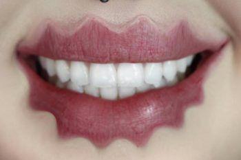 #SquigglyLips, tutte con le labbra ondulate