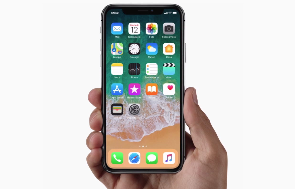 spiare con iphone X