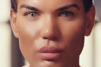 Perché Rodrigo Alves è diventato il Ken umano