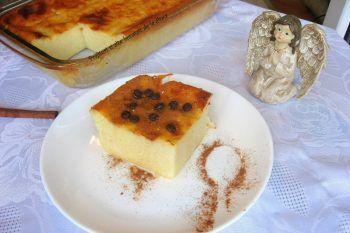 Ecco come preparare la torta greca al latte