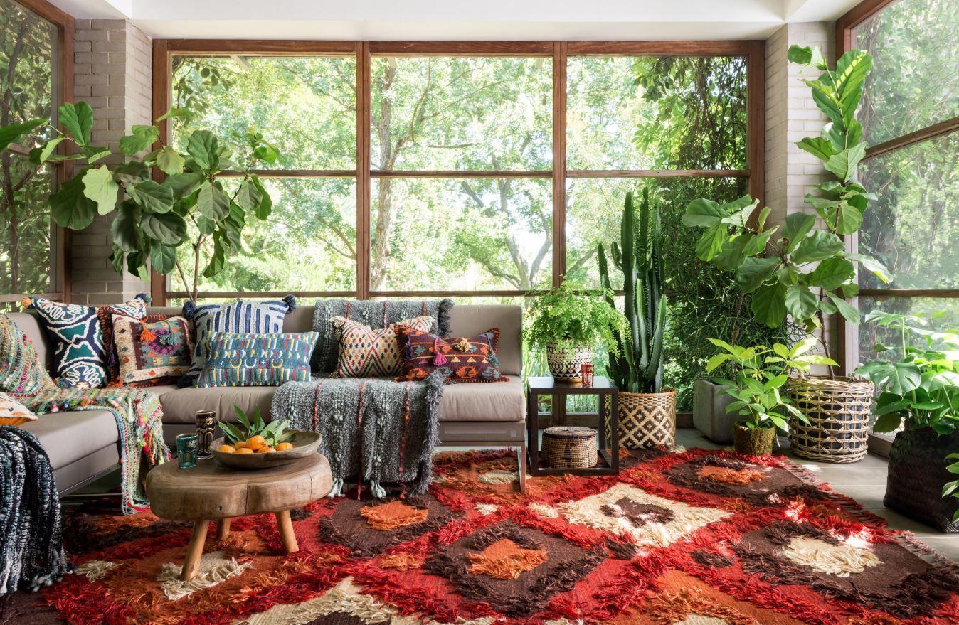 Colori Per Interni Casa Rustica come rendere la casa più accogliente e calda | bigodino