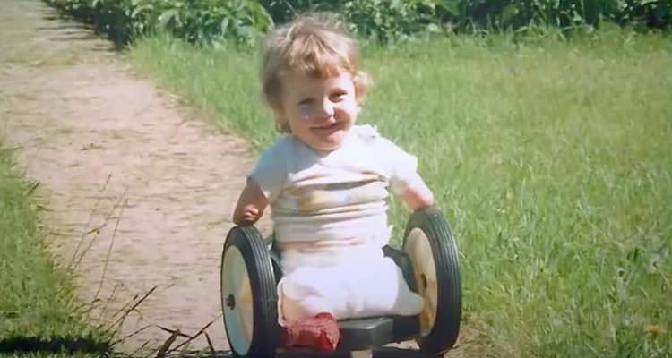 E' nato senza braccia e senza gambe, questo è quello che è diventato oggi