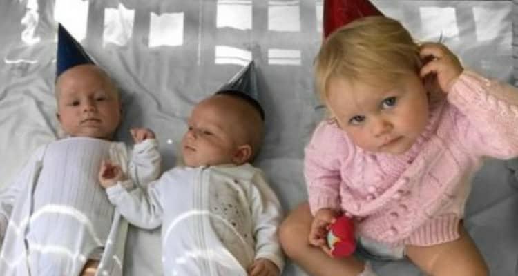11 mesi, 3 figli, oggi decide di mostrare il suo corpo al mondo