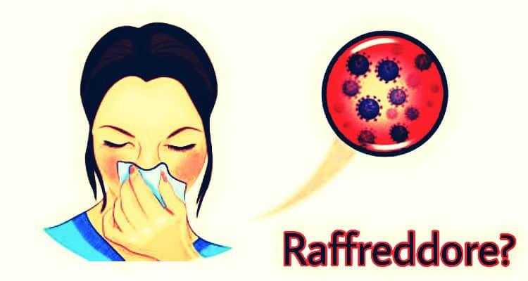 Come liberarsi dal raffreddore in pochissimi secondi