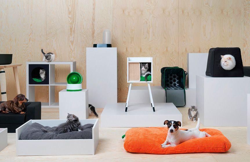 Ikea Lancia Una Collezione Di Arredi E Accessori Per Animali Bigodino