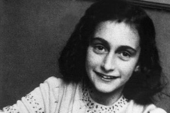 Le più belle frasi tratte dal Diario di Anna Frank