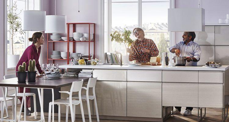 Ikea cucine ecco i modelli del catalogo 2017 bigodino - Nuove cucine ikea ...