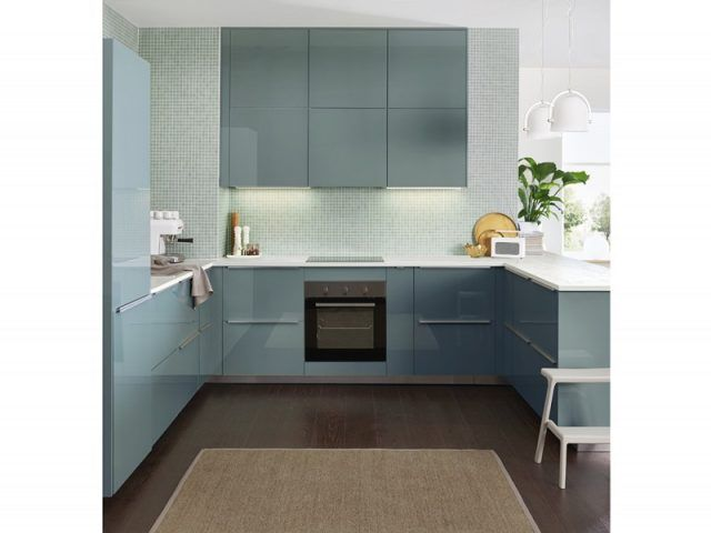 Cucine componibili economiche ikea cucina legno grigio - Ikea cucine offerta ...