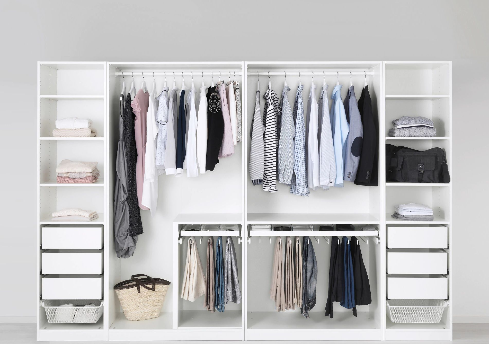pax ikea armadi ante scorrevoli ikea pax armadio for sale ikea pax closet 250x60x236 montreux. Black Bedroom Furniture Sets. Home Design Ideas
