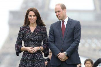 Vi siete mai accorti che Kate Middleton e il Principe William non si danno mai la mano?
