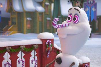 Le avventure di Olaf il Trailer Ufficiale Italiano: siete pronte?