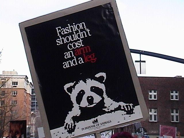 Una pelliccia sintetica non ha nulla da invidiare a una pelliccia vera e si  risparmiano tante sofferenze a dei poveri animali indifesi. 9a609284854