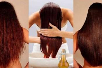 Questo shampoo fatto in casa fa crescere i capelli più veloce, e ne diminuisce la caduta.