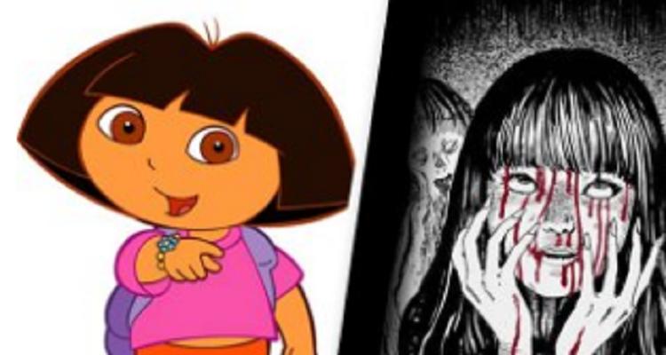 L'oscuro segreto di Dora l'esploratrice.