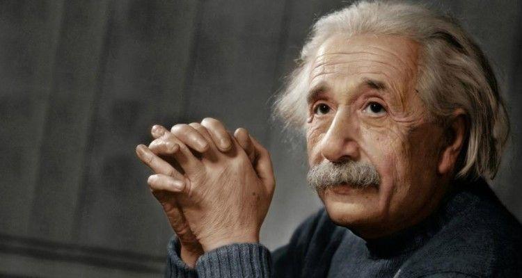 Quando ad Einstein veniva chiesto se credeva in Dio lui rispondeva così.