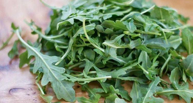 La rucola, una verdura miracolosa