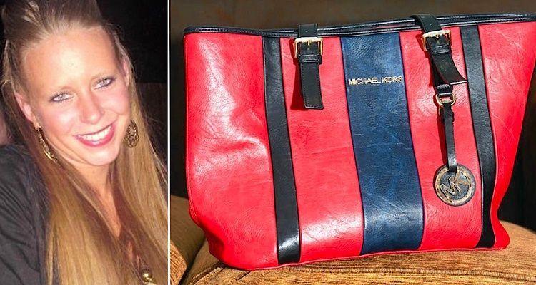La sua borsa preferita le salva la vita: la storia di Jade