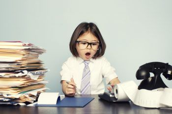 Cosa pensano i bambini del lavoro dei genitori?